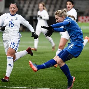 Linda Sällström, Finland-Israel 2017.