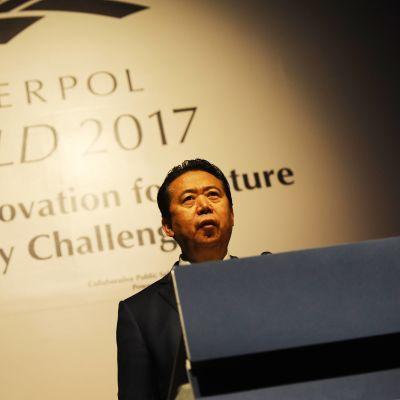 Meng Hongwei försvann spårlöst i Paris år 2018 och dök upp i Kina där han greps misstänkt för korruption