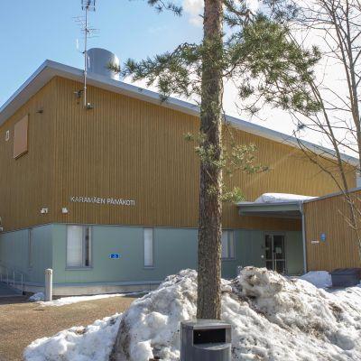 Karamäen päiväkoti Espoossa.