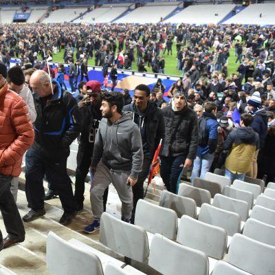 Stade de France, terrori-isku.