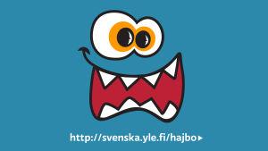 Hajbon logokuva Lasten Fyndiin