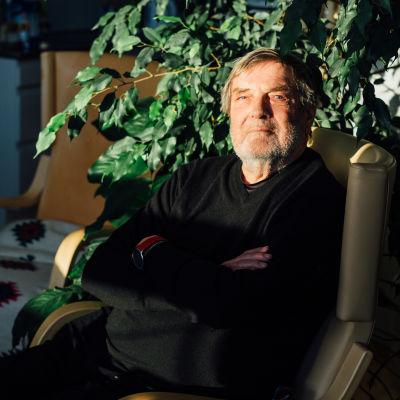 Författaren Claes Andersson.