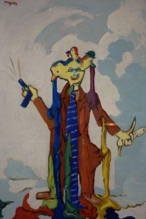 René Magritte: Föreställande innehåll (1948)