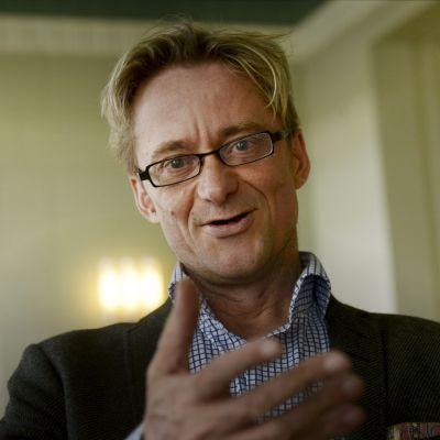 Mikael Jungner ångrar sin försening.