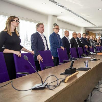 Työehtosopimusneuvottelut starttaavat teknologiateollisuudessa 2019
