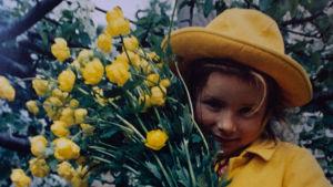 Bild på Lilli Paasikivi som liten