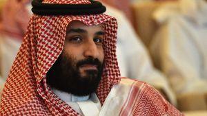 Saudiarabien kronprins Mohammed bin Salman