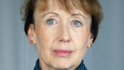 Litteraturprofessor Yvonne Leffler 2018.