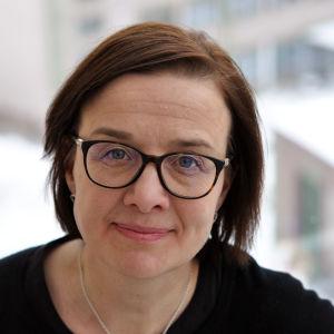 Kuvassa Virpi Mattila-Mannila