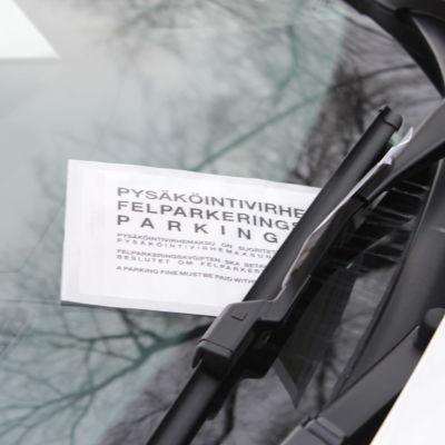 Parkeringsbot