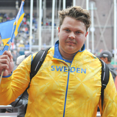 Daniel Ståhl, Sverigekampen 2015.