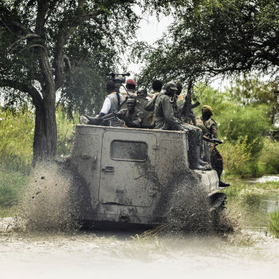truper i sydsudan