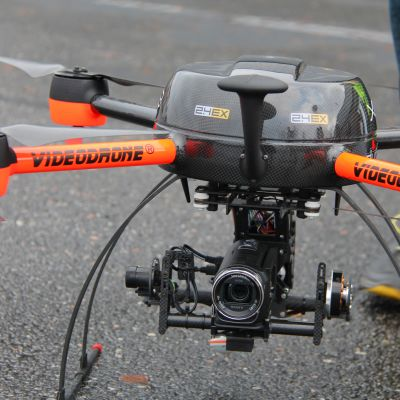 Videodrone lennokki