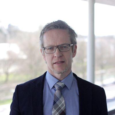 stadsdirektör Patrik Nygrén
