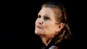 Carrie Fisher år 2013.