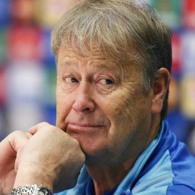 Åge Hareide tror på lagets chanser mot PSG.