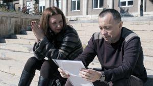 Mirela Neag ja Catalin Tolontan