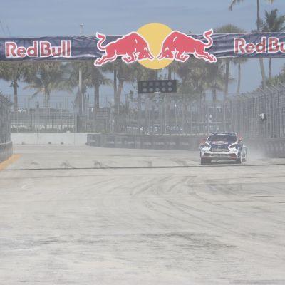Global Rallycross Championship.