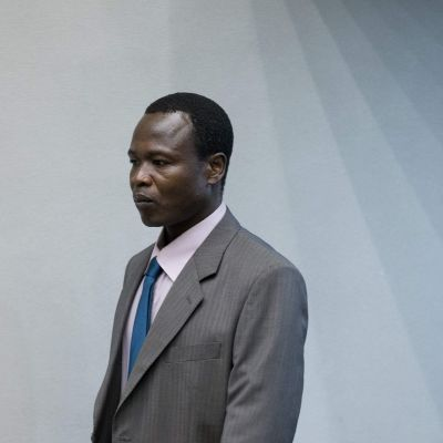 Dominic Ongwen ställdes inför ICC den 6 december 2016