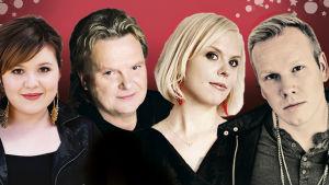 Diandra, Pepe Willberg, Aili Ikonen ja Osmo Ikonen