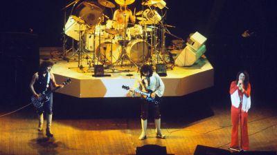 Black Sabbath på cen på sjuttiotalet.