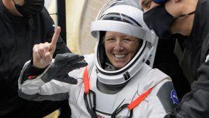 astronauten shannon walker