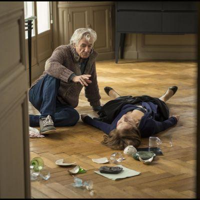 Hollantilaisohjaaja Paul Verhoevenin trilleriä Elle on ehditty kehua Cannesin tämän vuoden parhaaksi elokuvaksi. Kuvassa näyttelijä Isabelle Huppert.