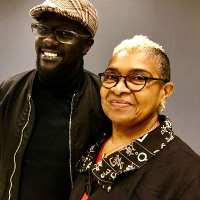 Michael Omoke och Cheryl J. Williams
