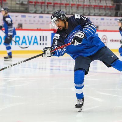 Suomi kukisti Yhdysvallat, Oden vastasi ainokaisesta