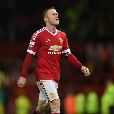 Wayne Rooney uppges bli borta en längre tid.