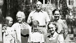 Suomisen perhe, yle tv1