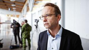 Björn Eriksson, hälso och sjukvårdsdirektör för Region Stockholm