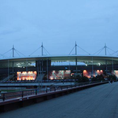 Stade de Franc.