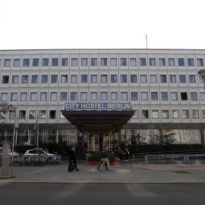 City Hostel Berlin finansierar den nordkoranska regimen