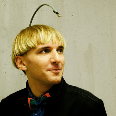 Cyborg Neil Harbisson 2014