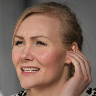 Emma Kimiläinen våren 2020.