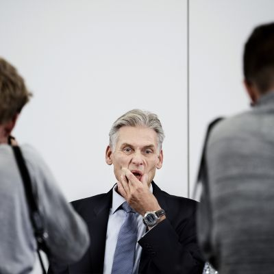 Thomas Borgen lämnar Danske Bank