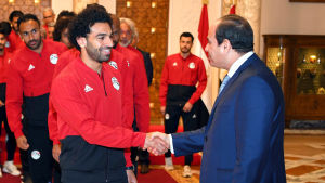 Mohamed Salah lovade statsledningen i Egypten att han kommer att vara i spelskick i VM.