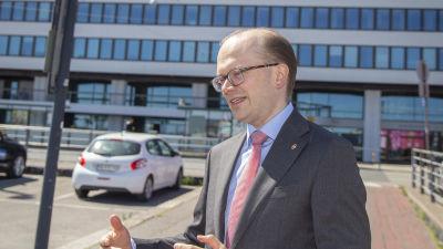 Elinkeinoelämän keskusliiton pääekonomisti Penna Urrila.