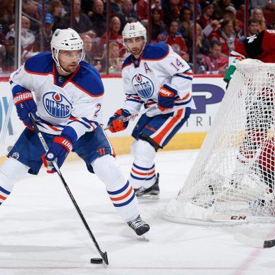Edmonton Oilers.