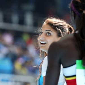 Nooralotta Neziri var med vid OS 2016.