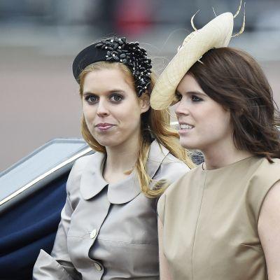 Prinsessat Beatrice ja Eugene
