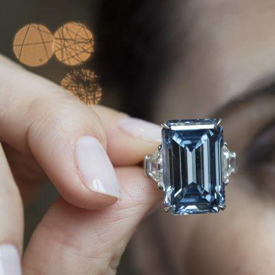 Maailman kallein timantti