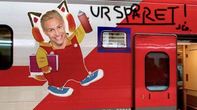 Janne Grönroos leder Ur spåret.