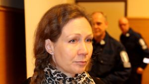 Anneli Auer i Björneborgs tingsrätt i oktober 2013.