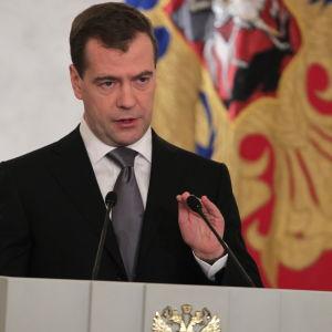 Medvedev far snart egen docka
