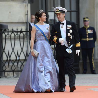 Kronprinsessan Mary och kronprins Frederik, Danmark