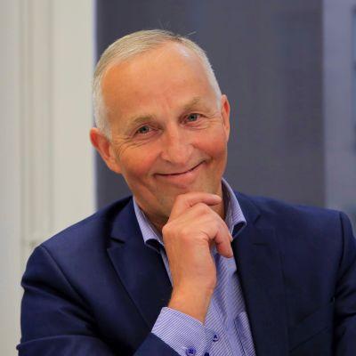 FSI:s styrelseordförande Håkan Nystrand.