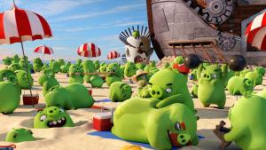 grisarna i angry birds-filmen