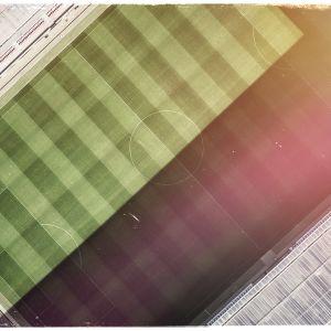 Kuvituskuva: jalkapallokenttä